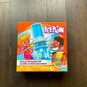 Kerplunk board game!